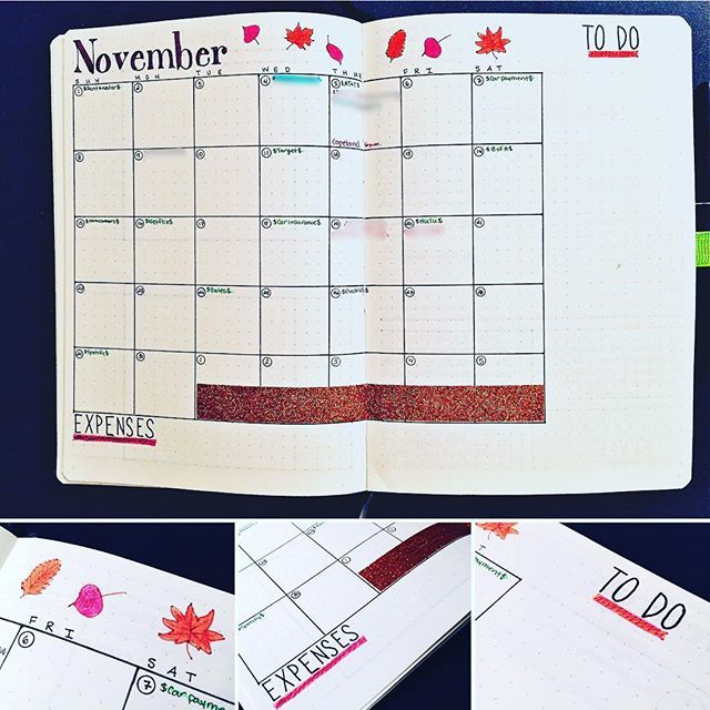 Day 30! I don't know why I did it, but when I got my official Bullet Journal, instead of drawing a quick last two weeks of October calendar, I drew November. I think it's perhaps because I have so many plans for November that I needed to start wrapping my head around it. It seems like I've been prepping for this upcoming month for a while now because November is such a busy month at my job. I expect to be super busy!! #planwithmechallenge #bulletjournal #bulletjournaling #creativity…