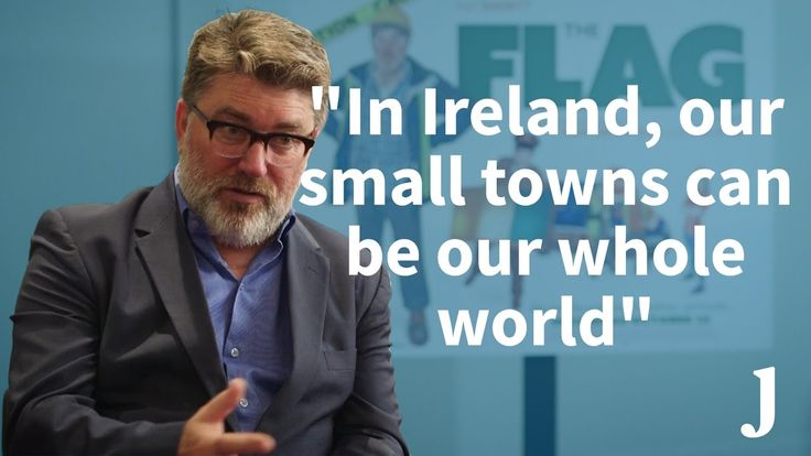 "Pat Shortt: ""In Ireland, our small towns can be our whole world'"