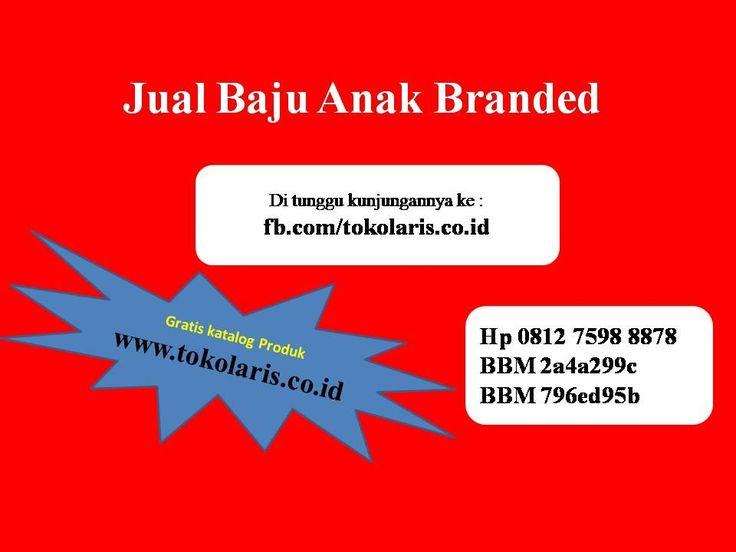 081275988878 | Jual Baju Anak Laki Laki Import lucu