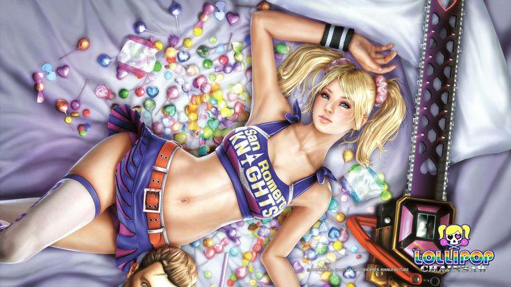 Juliet Starling from Lollipop Chainsaw
