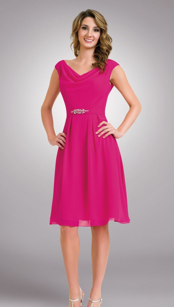 40 best Pretty in pink-Pink bridesmaid dresses; Fuchsia, bubblegum ...