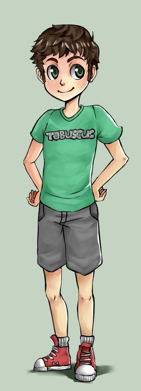 "Toby ""Tobuscus"" by sasumari.deviantart.com on @deviantART"