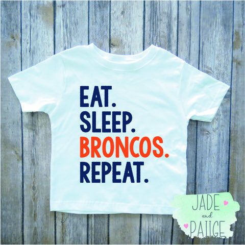 Customized football bodysuit, ANY TEAM, Personalized football shirt, baby football clothes, eat sleep repeat, personalized football by JADEandPAIIGE on Etsy https://www.etsy.com/listing/540761552/customized-football-bodysuit-any-team