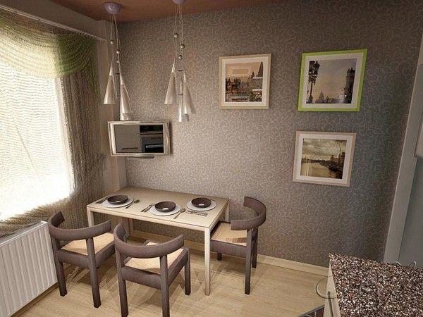 Двушка для семьи с детьми: 2 доступных проекта (ФОТО) - Дизайн интерьера - интерьер дома, фен-шуй, дома знаменитостей, ремонт - IVONA - bigmir)net - IVONA bigmir)net