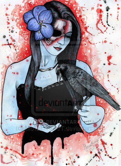 Sweet Death 2012 by MoThErHeArT.deviantart.com on @deviantART