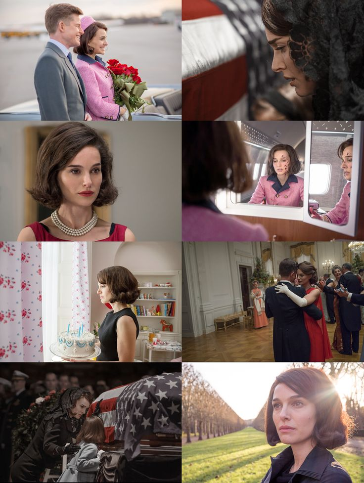 """fortesques: """" Jackie (2016) dir. Pablo Larraín """"↳ Of course there will be other great Presidents. But there won't be another Camelot. Not another Camelot. """" """""""