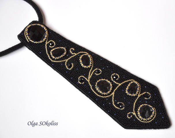 галстук арабская ночь 05