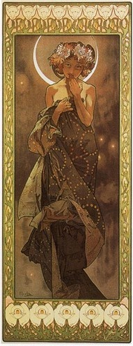 "Alfonse Mucha, The Moon, from The Moon And The Stars"" data-componentType=""MODAL_PIN"