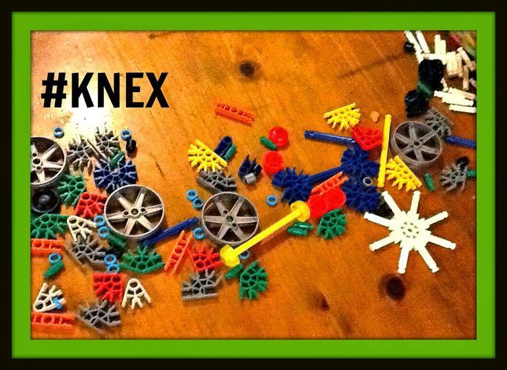 Having fun with K'NEX!