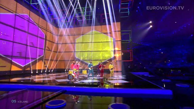 Pollapönk - No Prejudice (Iceland) LIVE 2014 Eurovision Song Contest Fir...funny guys c: