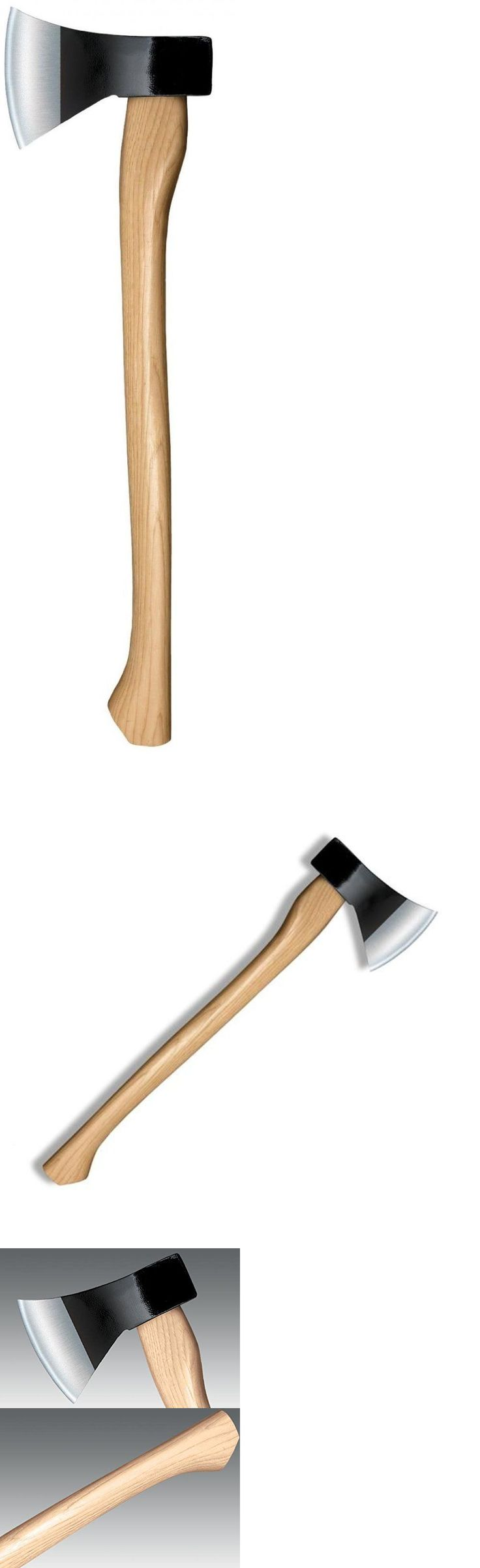 Camping Hatchets and Axes 75234: Splitting Axe Wood Forest Small Hatchet Wildlife Chopping Portable Camp Hand New -> BUY IT NOW ONLY: $39.95 on eBay!