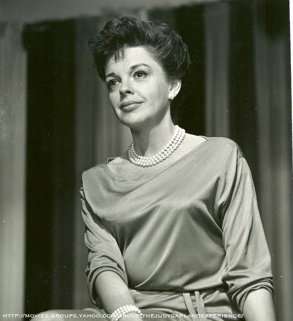 Judy Garland Glamour | ... judy garland s 1963 television special judy and her guests the photo