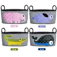 Stroller Bag Umbrella Car Storage Baby Stroller Accessories Hanging Bag Baby Diaper Bag Babyyoya Strollers Accessories