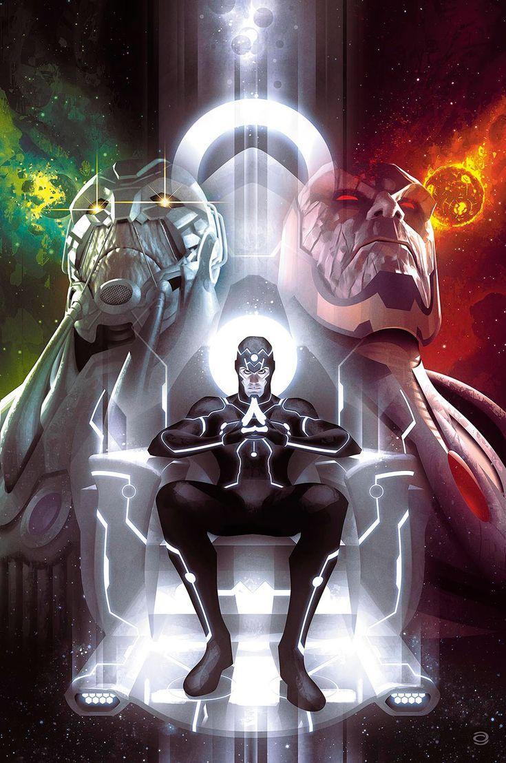 De nombreux artistes pour Justice League #40                                                                                                                                                                                 Plus