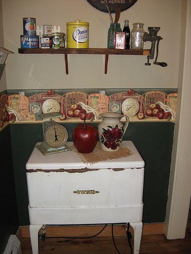 """Über 1.000 Ideen zu """"Vintage Kitchen Accessories auf Pinterest ..."""