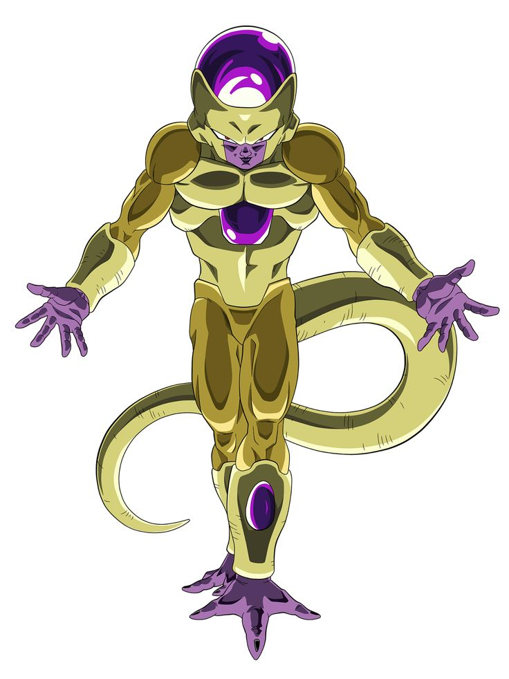 Best 25 Gold Frieza Ideas On Pinterest Goku Dragon