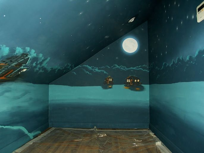 Modern Space Wall Murals Room Kidfolio   The App For Parents   Kidfol. Part 78