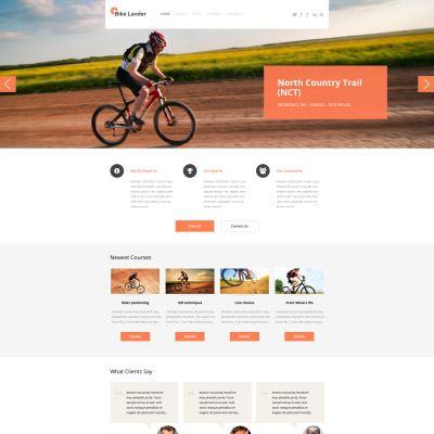 BMX Premium Moto CMS HTML Theme