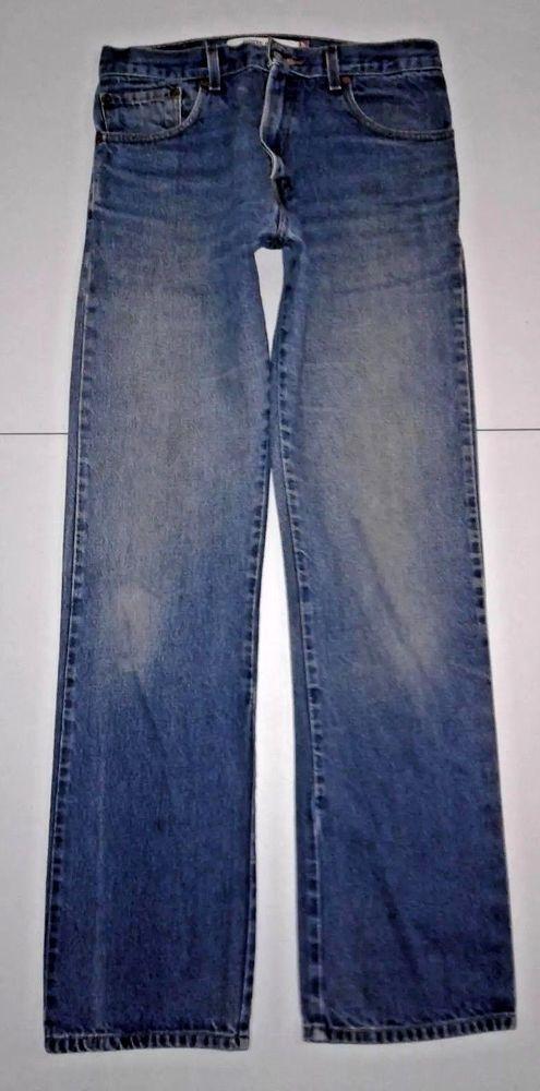 Levi's 517, 31x35.5, Classic, Boot Cut, Red Tab, Big & Tall Jeans #Levis #BootCut