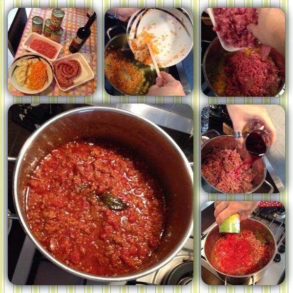 FOOD N' ROLL ...................... il blog ...: RAGÙ di CARNE