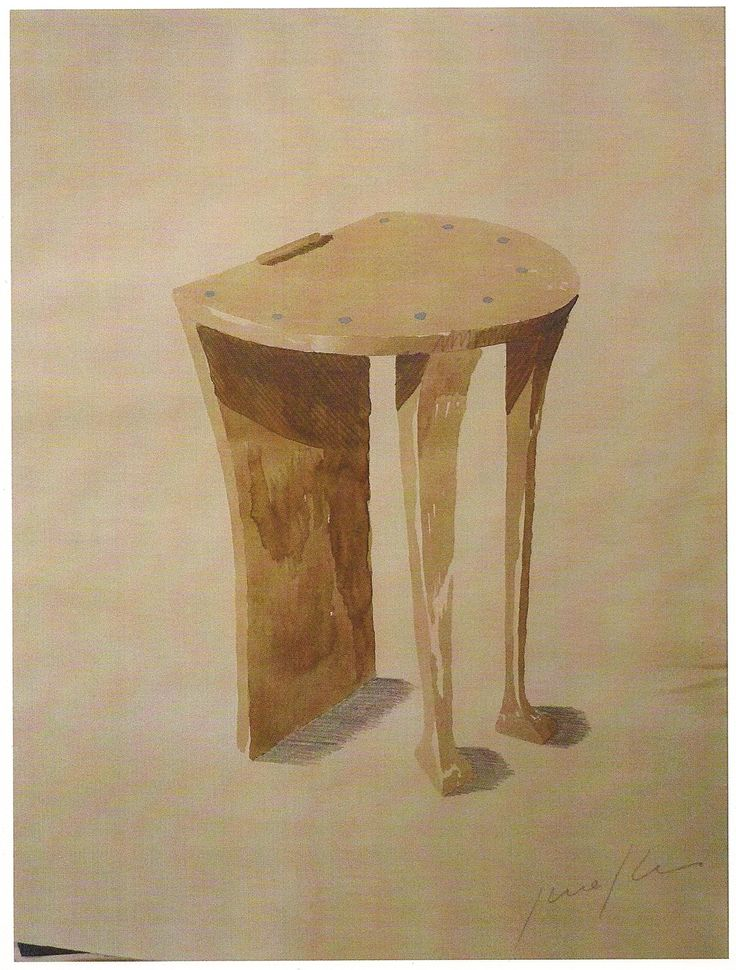 """Andrews Sisters"" (1988), 70 x 100 cm"