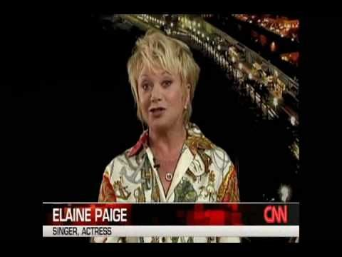 ▶ Elaine Paige on Susan Boyle, interview by Larry King
