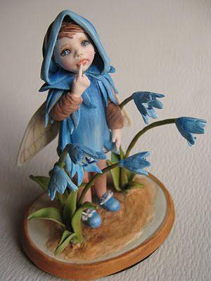Vanilline: Scilla, la fatina dei fiori blu