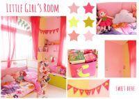 La stanza di una piccola bambina: decorazioni, idee e colori