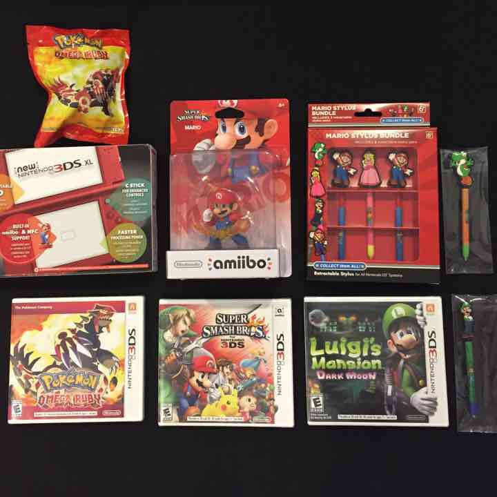 NEW Nintendo 3 DS XL… ($450) is on sale on Mercari, check it out! https://item.mercari.com/gl/m593926753