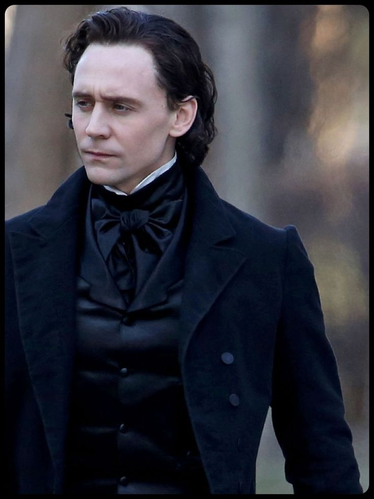 Tom + black hair + period costume = you KNOW this is gonna be good!