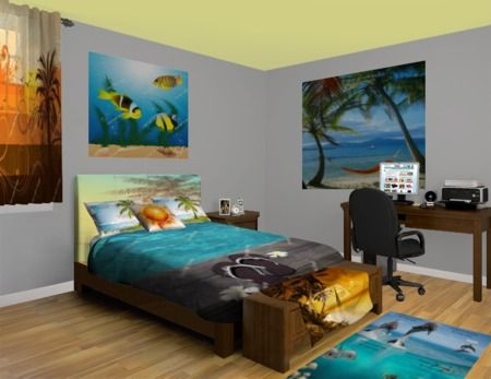 Tropical Rugs Custom Size Carpet Area And Themed Floor Mats In Many Sizes At Http Www Visionbedding Php