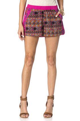 Desert Oasis Shorts