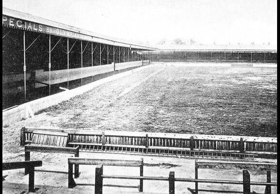 Anfield, Liverpool back in 1903