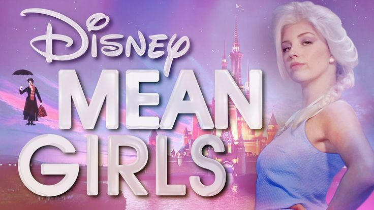DISNEY MEAN GIRLS: The Princess Burn Book (A Disney/Mean Girls Parody)