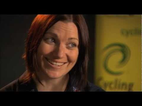 Anna Meares - Women & Wheels Profile - Cycling Australia