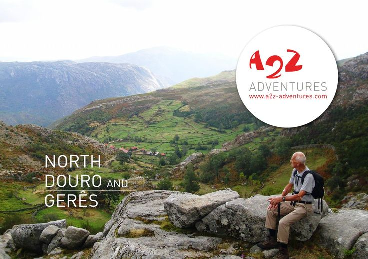 Douro and North of Portugal  Destination brochure for Walking and Biking tours in Portugal