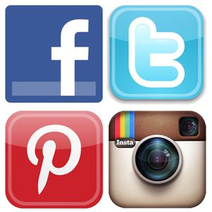 social media logos - Google Search