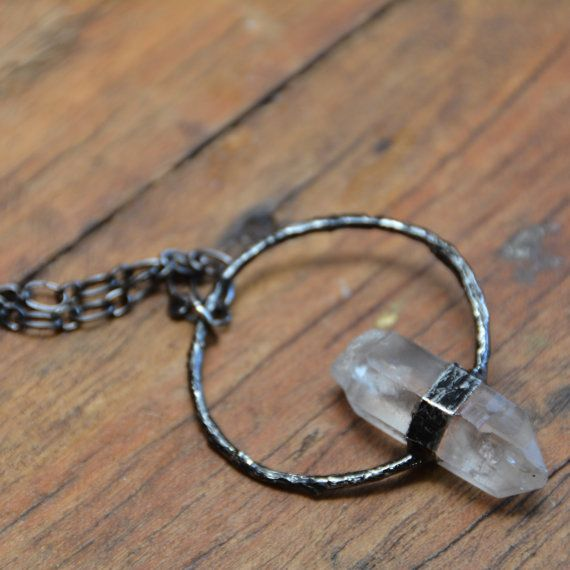 Hey, I found this really awesome Etsy listing at https://www.etsy.com/listing/266637449/raw-crystal-necklace-quartz-healing