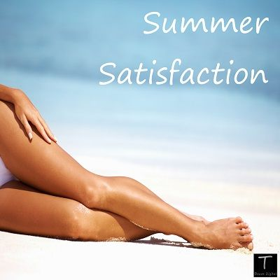 [CD Cover] Summer Satisfaction by Various Artists  http://tdancedigital.com/releases/