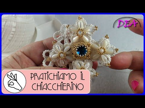 2°Tutorial - Sul Cerchio, Split Ring differenze e procedimento, legature e decorazione. - YouTube