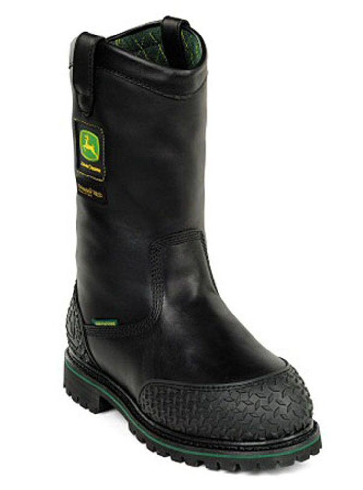 12'' Steel Toe Insulated Boots