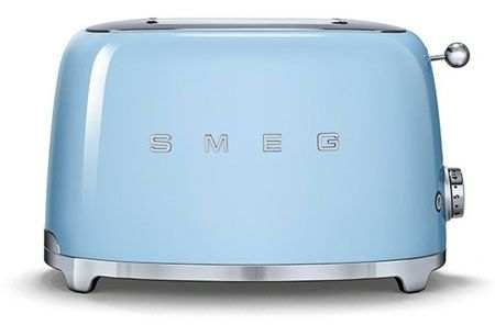 Coming soon: Smeg 1950s-style toaster and kettle range