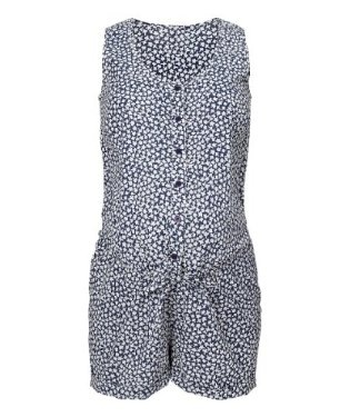 Maternity clover print playsuit, Mothercare, €38