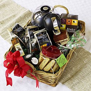 The Ultimate Gift Basket Guide  | Coffee Connoisseur | MyRecipes.com