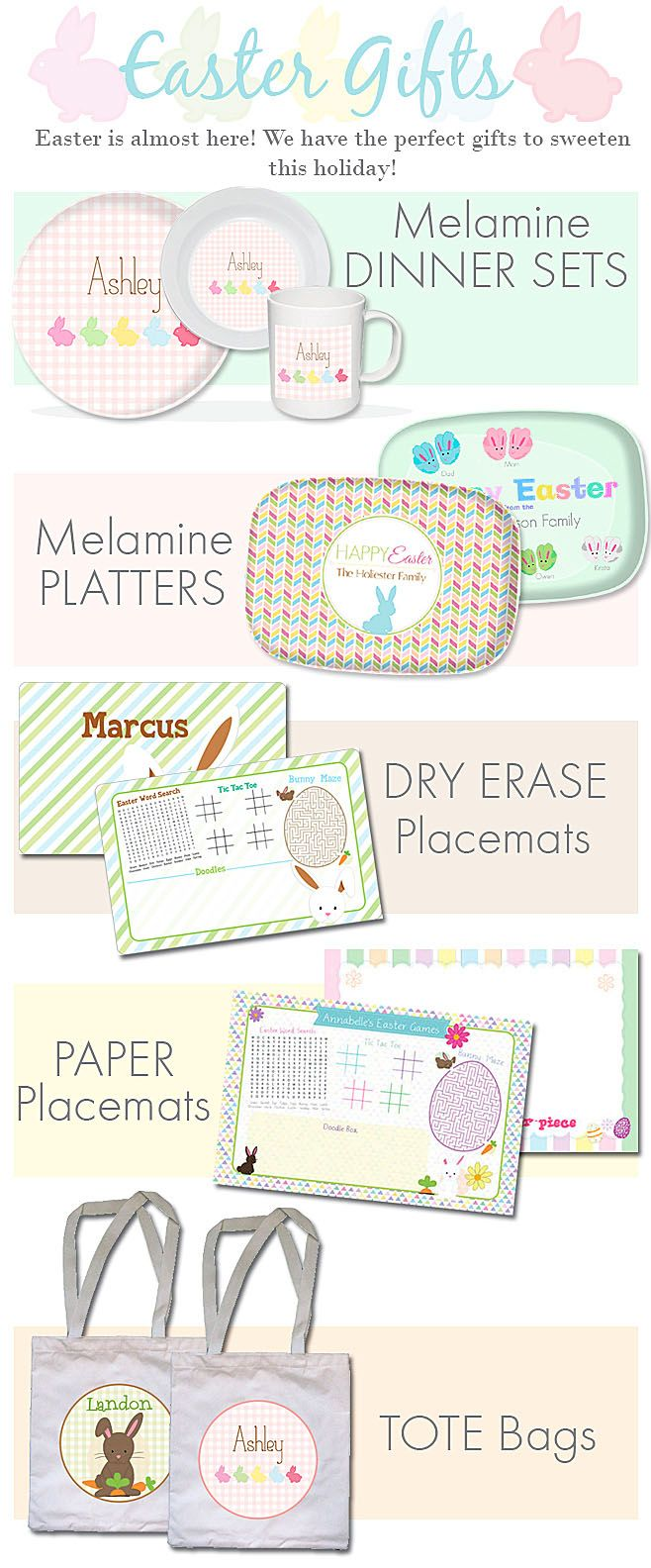 Best 25 easter gifts for kids ideas on pinterest diy gifts looking for new and unique easter gifts for kids and grandma shop our exclusive personalized negle Images