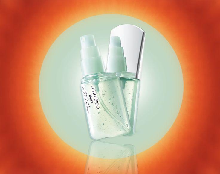 Nelle giornate più calde Quick Fix Mist #IBUKI, regala un'istantanea sensazione di freschezza e idratazione!