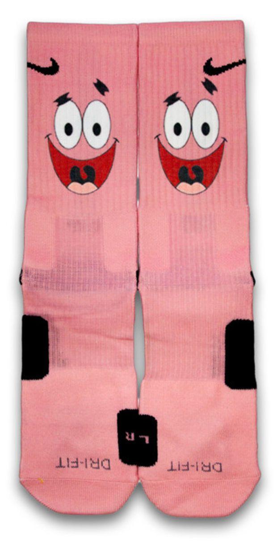 Patrick Custom Elite Socks | CustomizeEliteSocks.com™