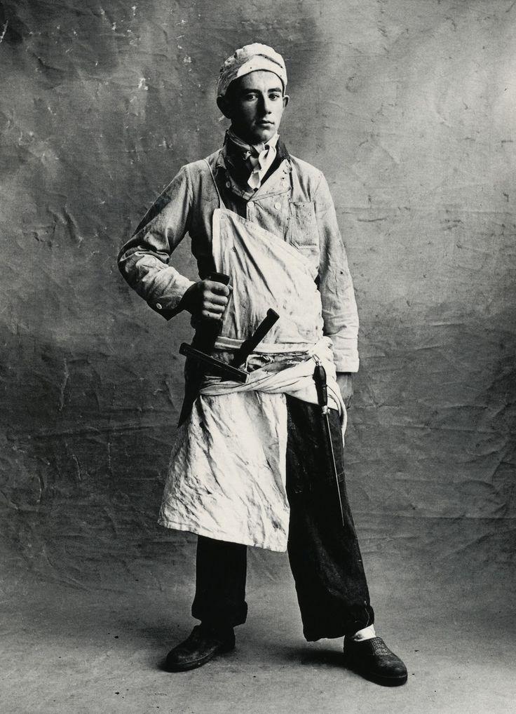 44 best irving penn photos of men images on pinterest for Irving penn gallery