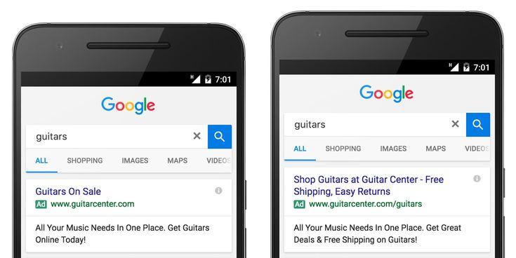 Em maio no Google Performance Summitanunciamos uma plataforma de anúncios totalmente nova. Ela foi criada do zero para ajudar os consumidores e os profissionais de marketing a alcançar o sucesso no mundo que prioriza o uso dos dispositivos móveis. Os anúncios de texto expandidos e os anúncios resp...