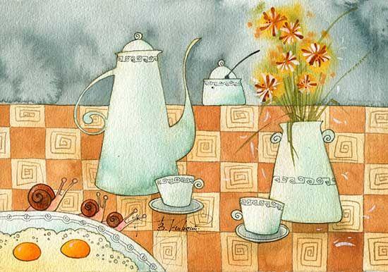 Медленный завтрак (Виктория Кирдий)